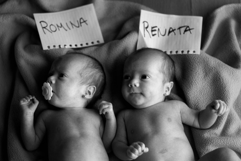 fotografia de gemelos en monterrey